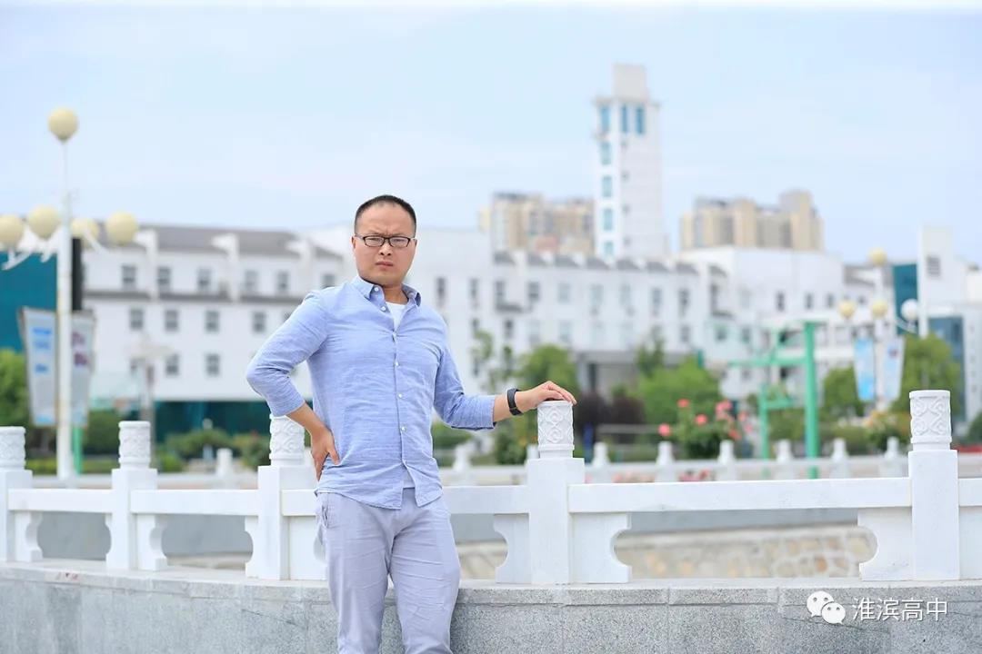 用心施教,与学生共成长 —— 记淮滨高中一年级(一)部最美教师李明